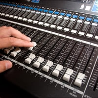 Mix Down Your Vocals In The Studio