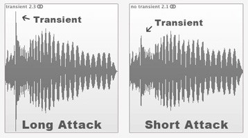 Attack And Transients When Audio Mastering