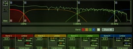 How To Use Multiband Compression When Audio Mastering A Mix