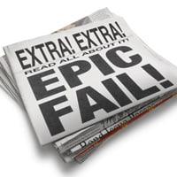 Why do musicians fail