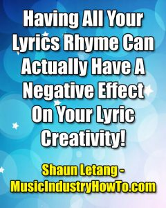 Rhyming Infographic