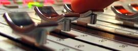 Home recording studio vs professional studio