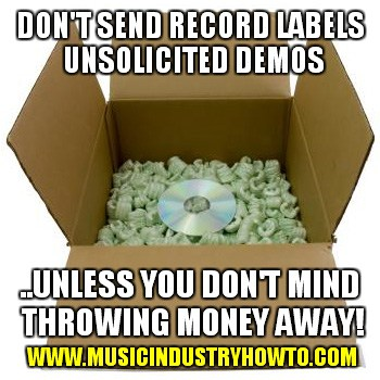Uncolicited demos