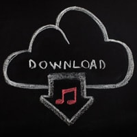 Dont let people download your music