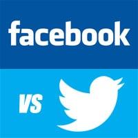 Facebook Vs Twitter For New Musicians