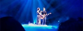 X Factor live shows competition