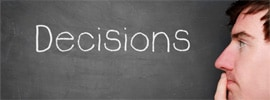 Decision making for musicians