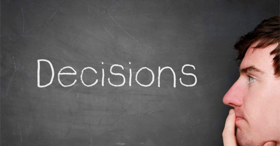 How to make better decisions as a musician