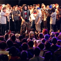 Don't Flop Rap Battle, Dizaster Vs Unanymous