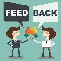 Leave feedback on the music industry how to website