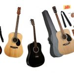 Top 10 Cheap Acoustic Guitars For Beginners In 2021