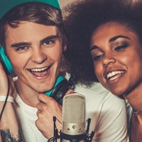 Where to find a recording studio for musicians