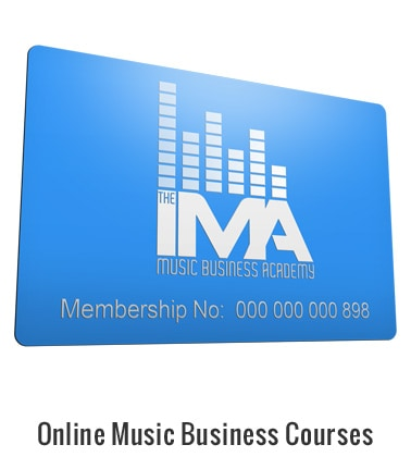 Category Online Music Business Courses