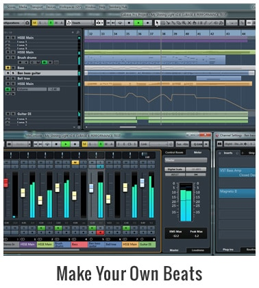 Category Make Your Own Beats
