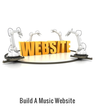 Category Build A Music Website