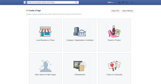 How To Set Up A Facebook Page For Musicians