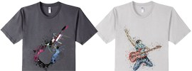 Guitar T Shirts – The Best Gifts For Guitar Players, Buy Here Now