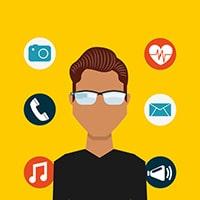 How often should musicians post on social media