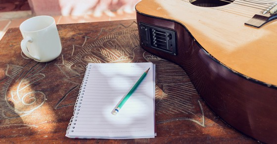 How To Find Inspiration As A Songwriter