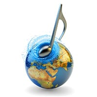 Using world events for musicians in songs
