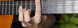 Mastering Big Stretch Chords & Licks On The Guitar