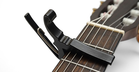 How To Use A Guitar Capo And Why You'd Want To