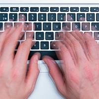 Speed writing tips