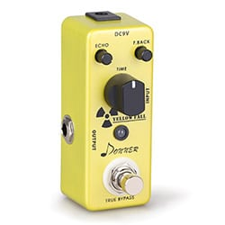 Donner Yellow Fall Vintage Pure Analog Delay