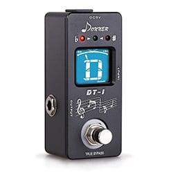 Donner DT-1 Chromatic Guitar Tuner