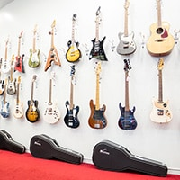 Compare guitars side by side