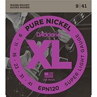 D'Addario XL Pure Nickel Round Wound