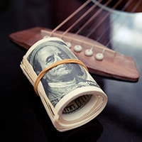 Top ways to earn an income in the music industry