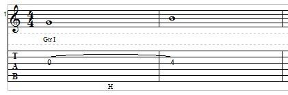 Slide Guitar example 5
