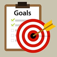 Can setting goals set you back and hold you down?