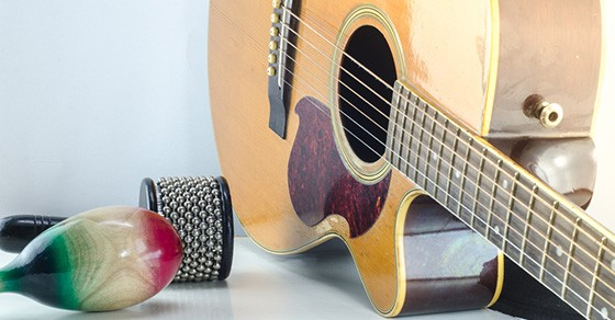 How To Play Percussive Style Acoustic Guitar Chords For Beginners