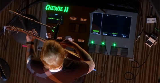 Chewie 2 – Where Can You Buy The Same Loop Pedal As Ed Sheeran 2021?