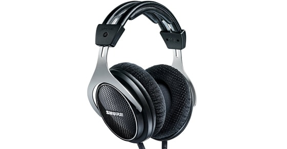 Shure SRH1540 Professional Open Back Headphones