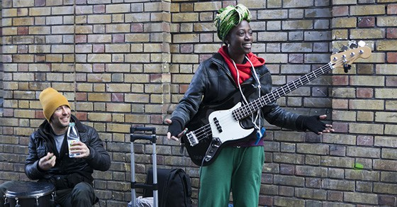 Best Songs For Busking And Street Performing