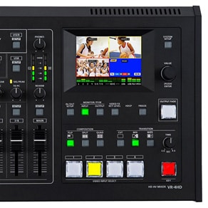 Finding an HD video switcher that's right for you