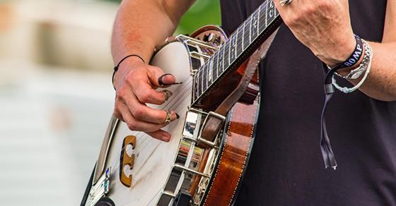 Bluegrass rhythm guitar for beginners