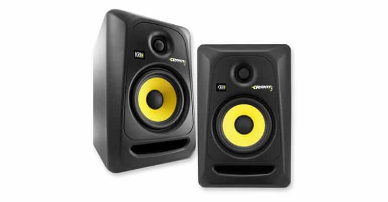 7 Best Studio Monitors Under 0, For Small & Large Rooms [2021]