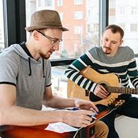 Building client base as a guitar teacher