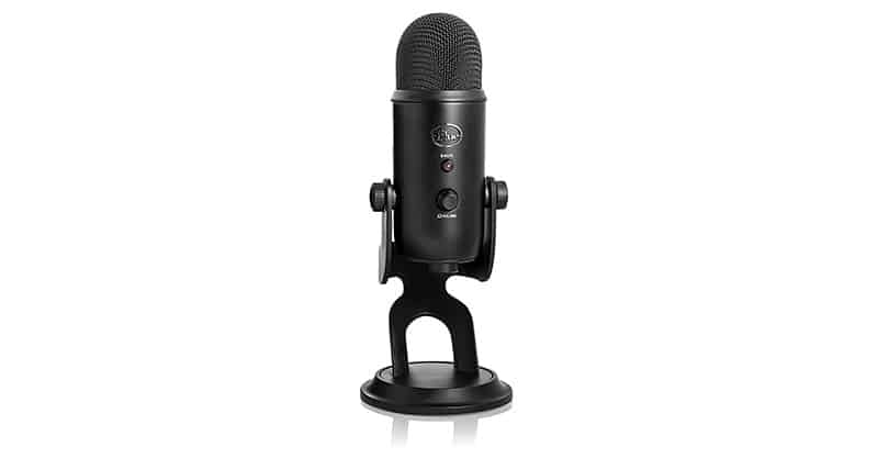 Blue Yeti USB Microphone, A Cheap Option