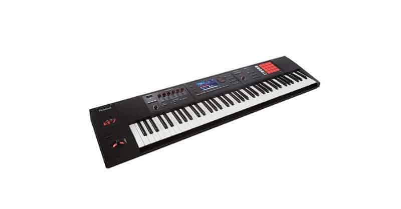 When comparing keyboards, the Roland FA-07 is a top piano for both recording and performing