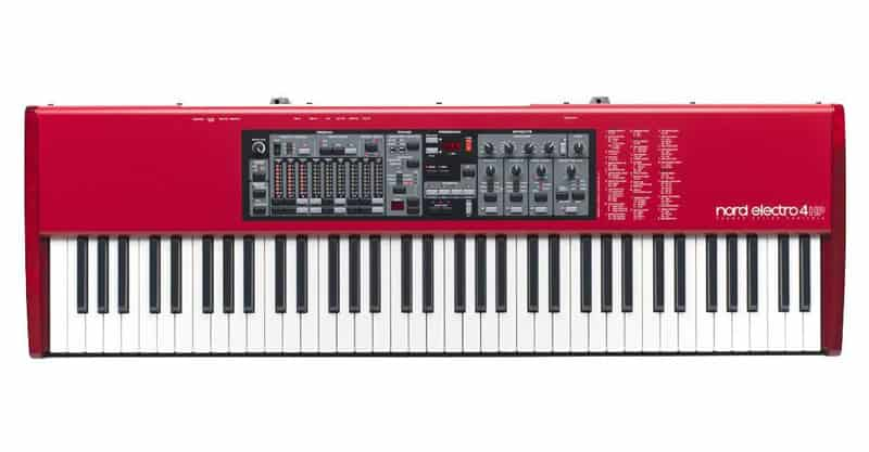 Nord Electro Keyboard is a top buy