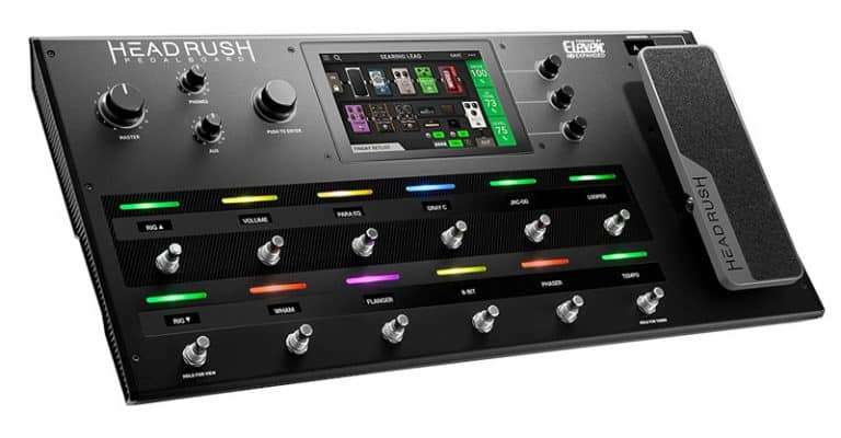 5 Best Multi Effects Pedals For Guitar 2021, Full Comparison & More