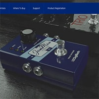 Floor effects processors for guitar