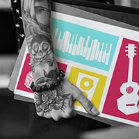 Finding help as a musician