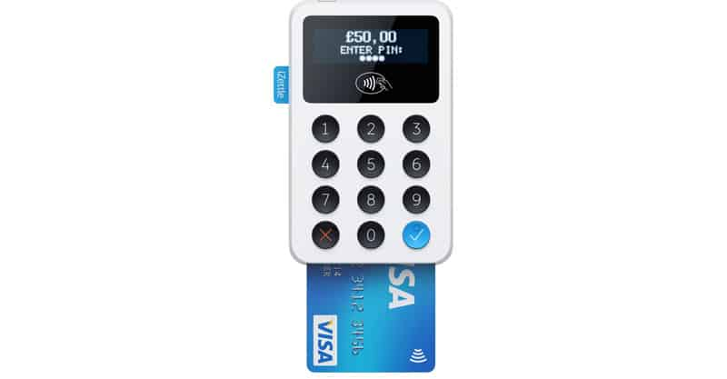 Accepting credit card payments as a musician