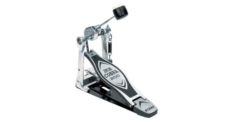Top Tama HP200P Iron Cobra 200 Single Pedal